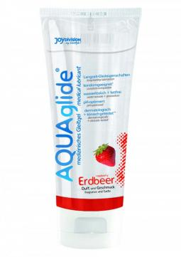 Lubrificante A Base D'Acqua Just Glide Fragola Strawberry 50 ml