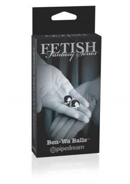 Palline Vaginali  Ben-Wa Balls Fetish Fantasy Series