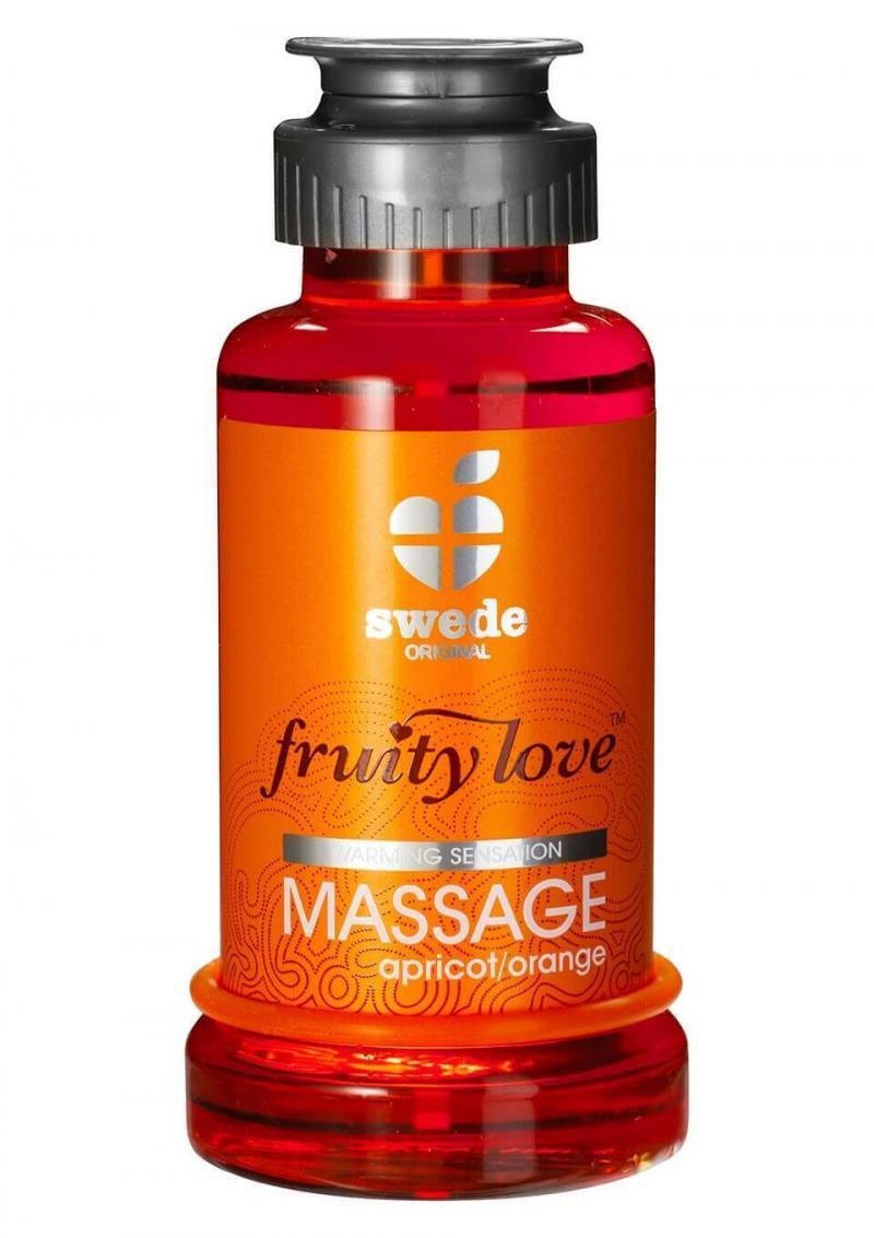 Olio Massaggio Albicocca 100 Ml