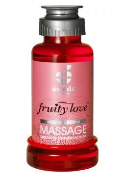 Olio Massaggio Fragola 100ML