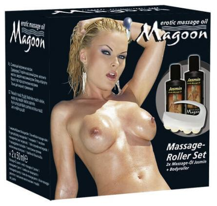 Set massage roller Magoon