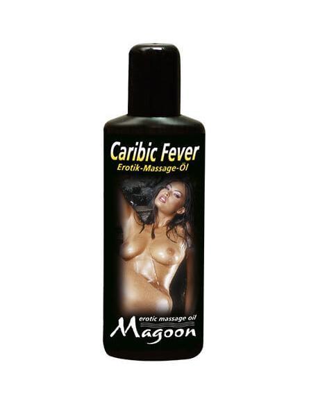 OLIO PER MASSAGGI MAGOON Caribic Fever 100 ml