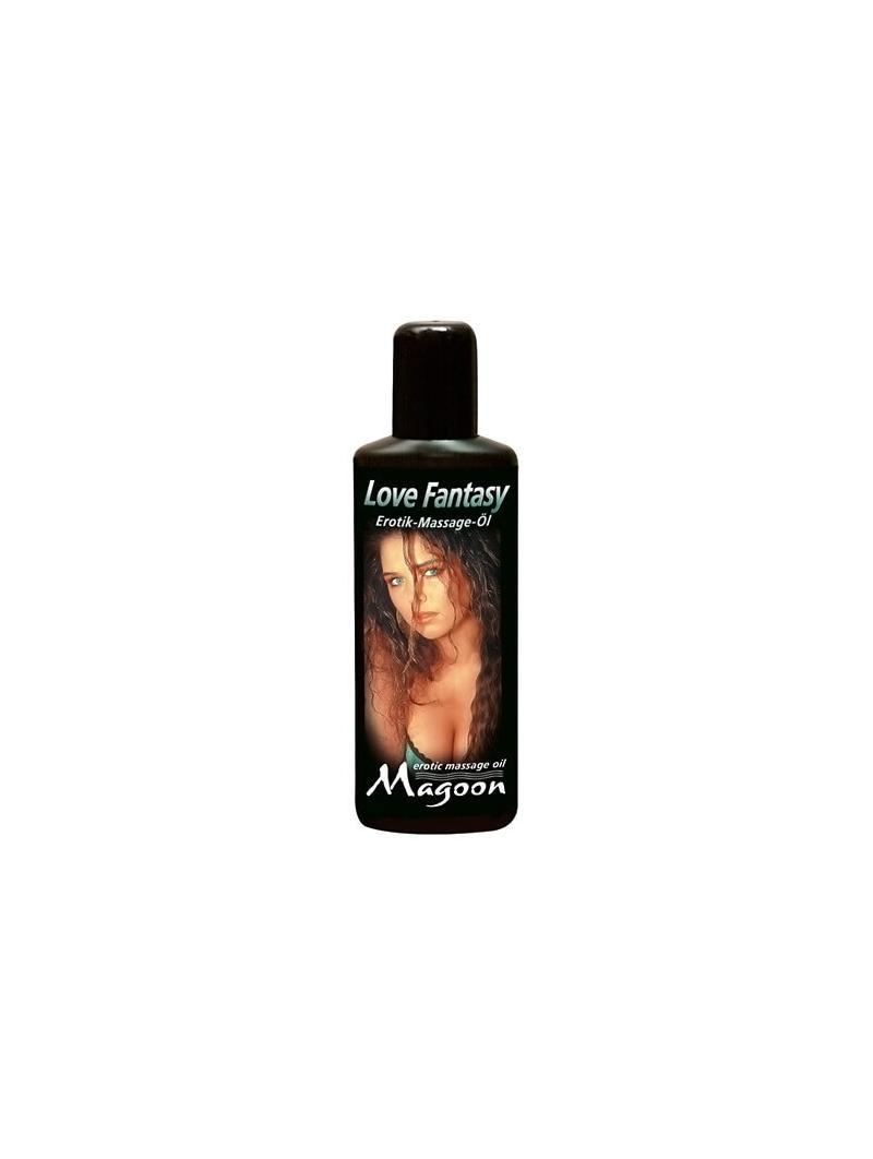 OLIO PER MASSAGGI MAGOON Love Fantasy 100 ml