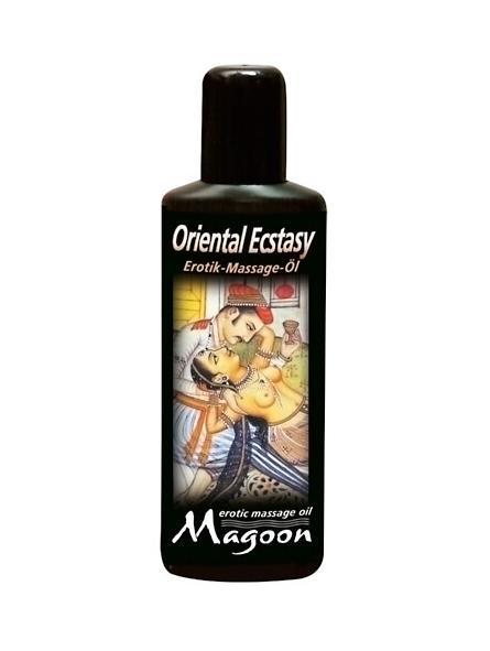 OLIO PER MASSAGGI MAGOON 100 ml Oriental Ecstasy