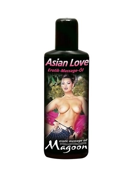 OLIO PER MASSAGGI MAGOON Asian Love 100 ml