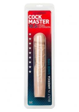 Estensore Pene Cock Master Doc Johnson 25,5 Cm Skin