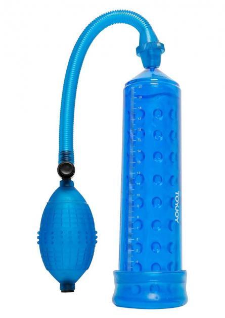 Pompa di alta potenza blu