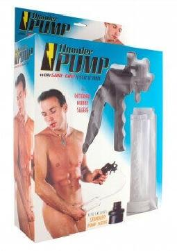 Pompa Uomo Thunder Pump