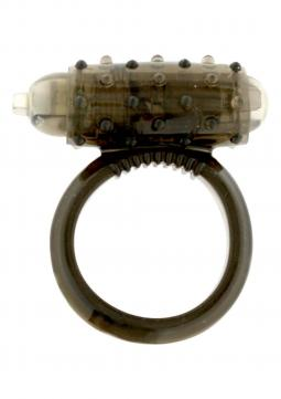 Anello vibrante nero  Cockring Black