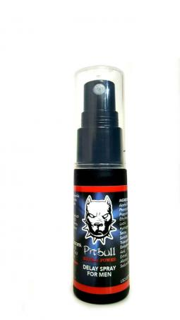 Spray Ritardante Intimo Pitbull 15ml