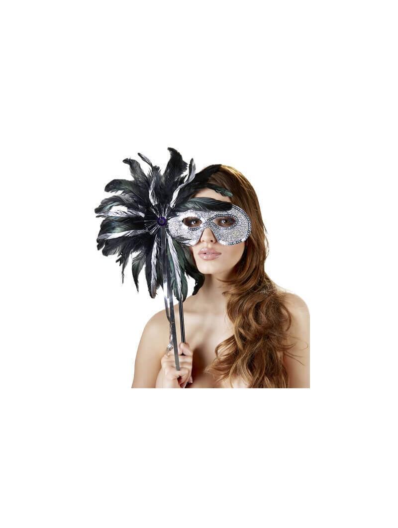 Maschera con bacchetta