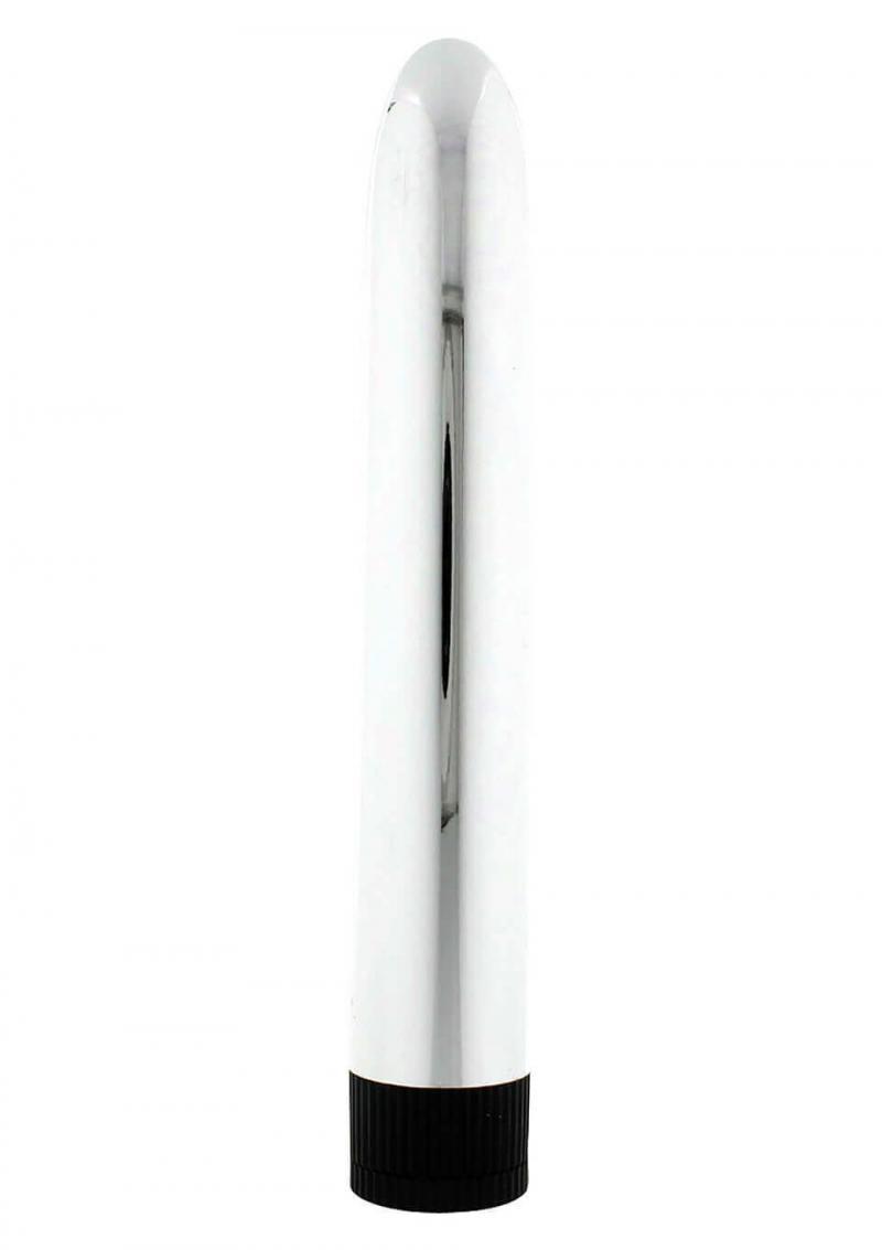 Vibratore silver + Plug anale3 pezzi