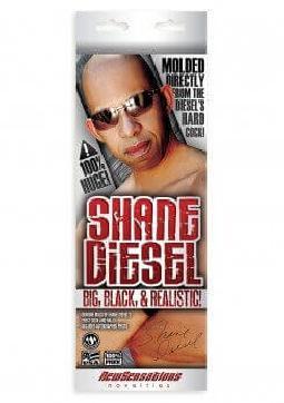 Fallo Super realistico Shane Diesel Dildo 25,5 cm