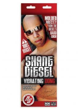 Vibratore Super realistico Shane Diesel 25 cm
