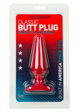 Plug Anale Butt Plug Smooth Slim M